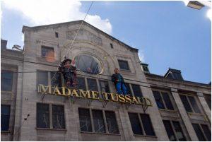 Madame Tussauds